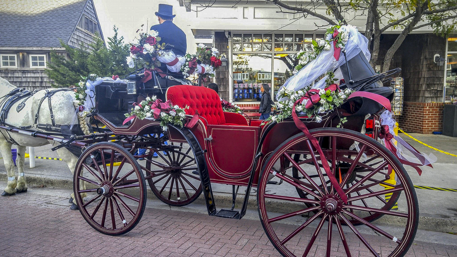 Weddings by Cape May Carriage Company